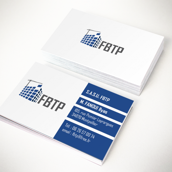 Logotype et carte de visite