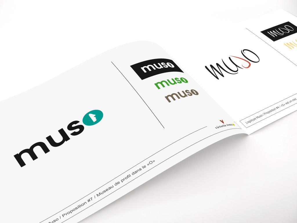 Dosier de présenation  : Recherche de logotypes